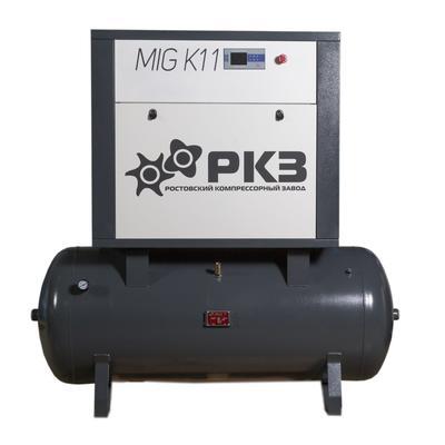 Винтовой компрессор MIG K15