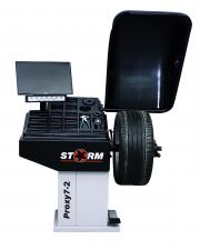 Суперавтоматический Балансировочный станок СТОРМ Proxy-7-2