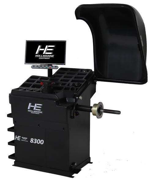 Суперавтоматический Балансировочный станок Hollmanne 8300