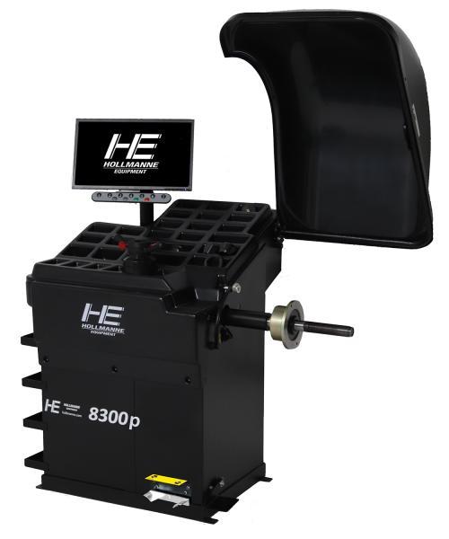 Суперавтоматический Балансировочный станок Hollmanne 8300p