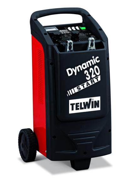 Зарядное устройство Telwin DYNAMIC 320 START 230V 12-24V