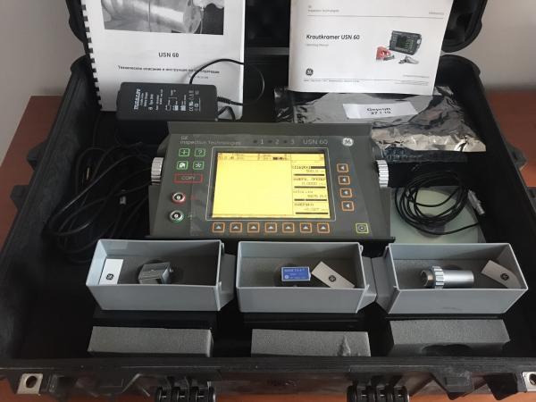 USN 60 дефектоскоп ультразвуковой