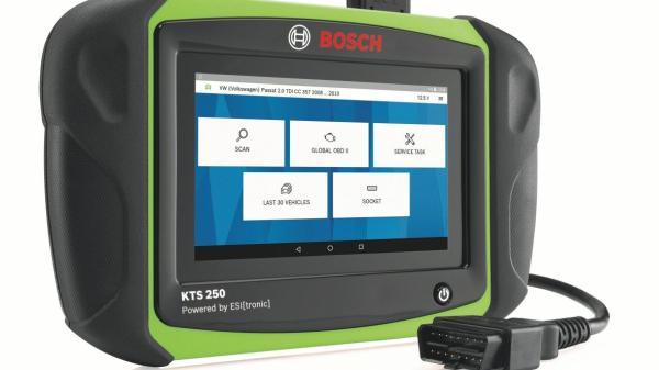 Автосканер Bosch KTS 250