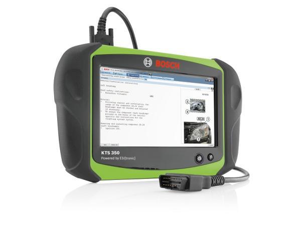 Автосканер Bosch KTS 350