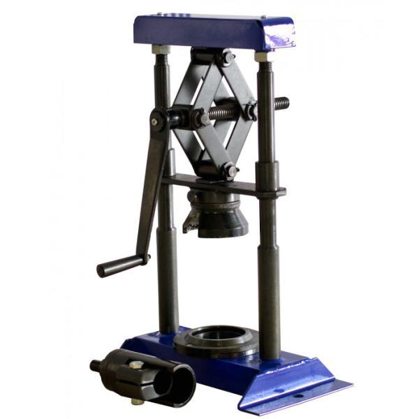 Стенд для разборки и сборки пружинного энергоаккумулятора тормозной камеры С-1