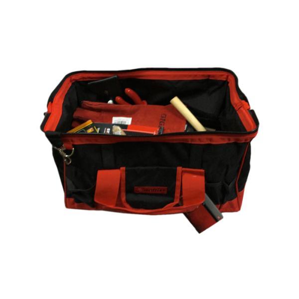 Комплект инструмента сварщика универсальный для электрохимзащиты