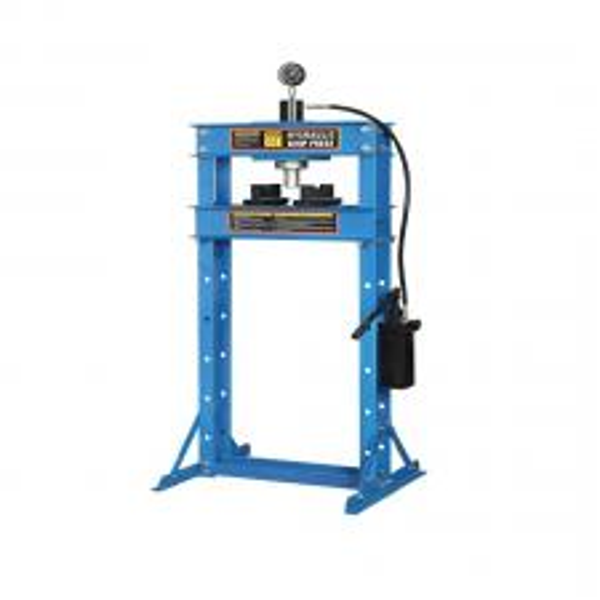Пресс гидравлический ручной TS0500-4