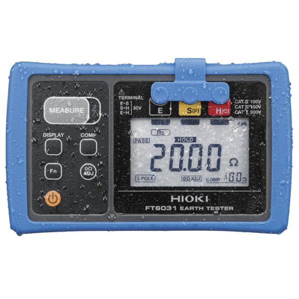HIOKI FT6031-03 - измеритель сопротивления заземления