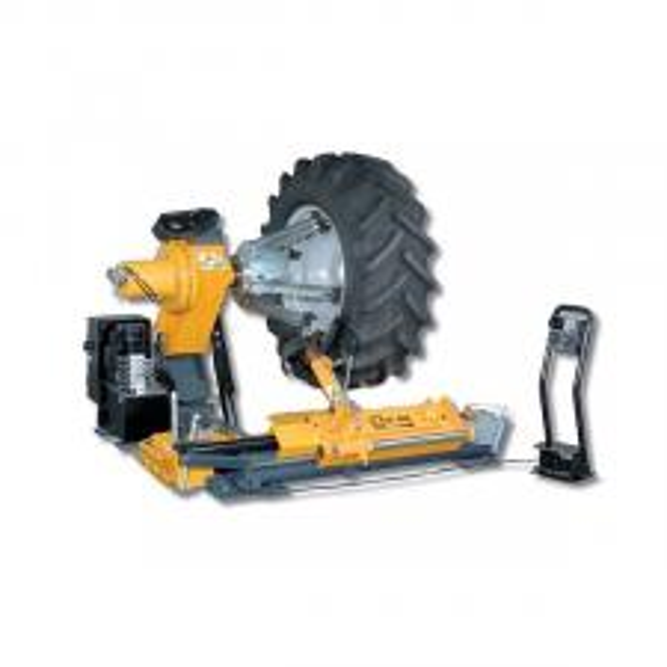 Шиномонтажный станок для грузовых колес SICE S-54