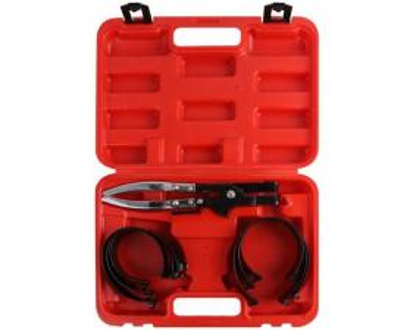 Оправки установки поршневых колец с клещами (7 предметов) TA-V01776