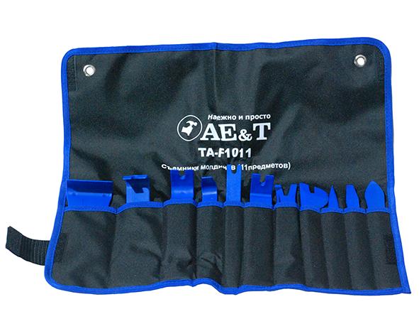 Съемники молдингов (11 предметов) TA-F1011