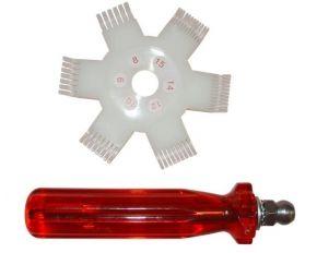 Приспособление для правки радиаторов KA-7113 KINGTOOL