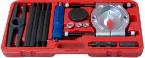 Съемник с сепаратором 105-150мм гидравлический набор TA-D1004