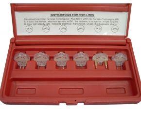 Комплект проверки электронного зажигания KA-6724 KINGTOOL