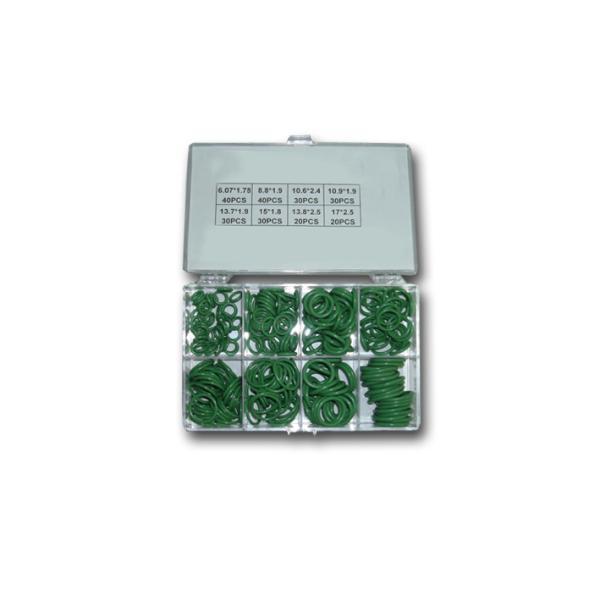 Комплект уплотнительных колец для кондиционеров (240 шт.)