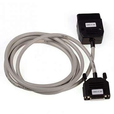 Универсальный кабель для диагностики авто OBD-II 24