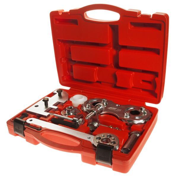 JTC Набор инструментов для установки и регулировки фаз ГРМ (VOLVO B4204 8-ми ст. КПП) JTC