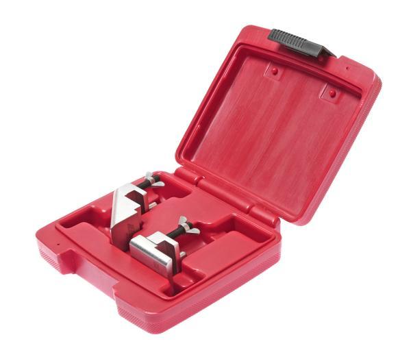 JTC Набор инструментов для гибких поликлиновых ремней 2 предмета (кейс) JTC
