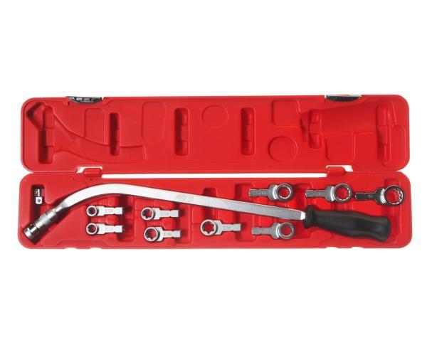 JTC Набор инструментов для натяжения и замены поликлинового ремня универсальный JTC