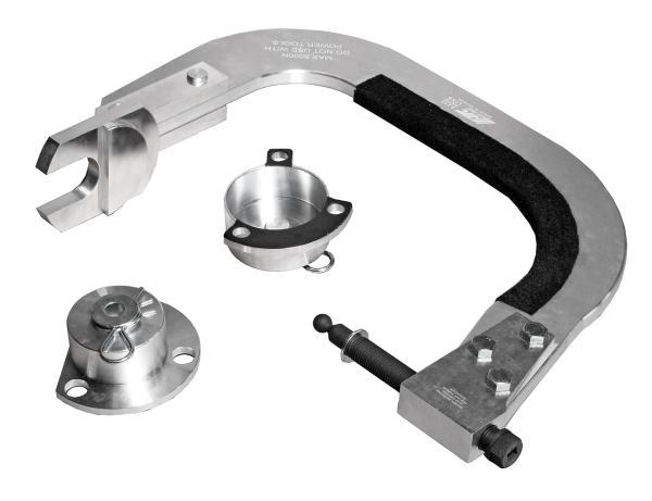 JTC Приспособление для сжатия пружин подвески передней (VOLVO S60,S80,V70,XC70,XC60,XC90) JTC