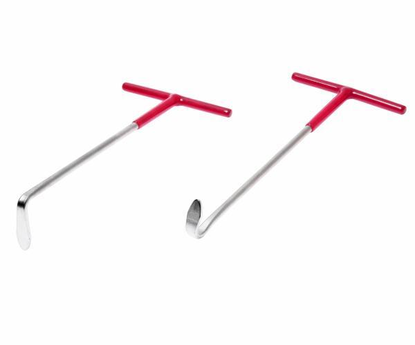 JTC Набор крюков для снятия втулок крепления глушителя 2шт. JTC