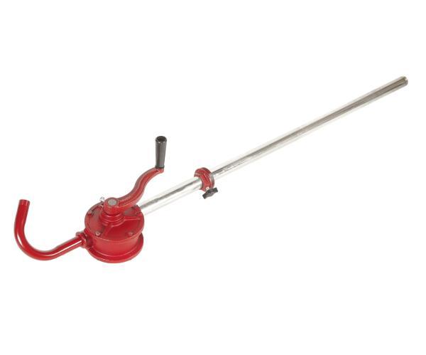 JTC Насос бочковой ручной роторный для перекачки масла JTC