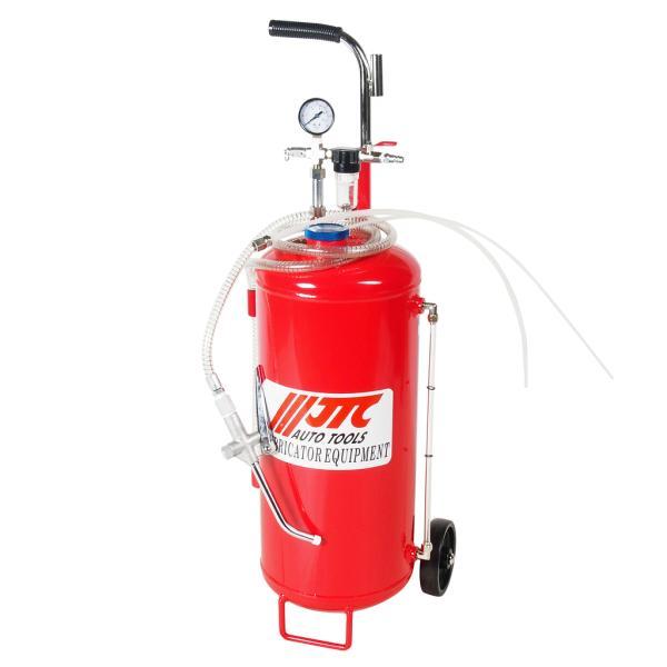 JTC Установка для замены масла 25л с пневмоприводом JTC