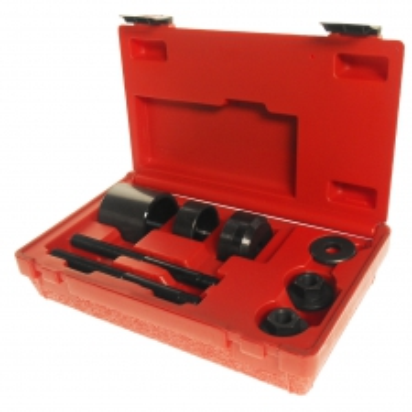 JTC Набор инструментов для снятия и установки сайлентблоков подвески задней (OPEL) в кейсе JTC