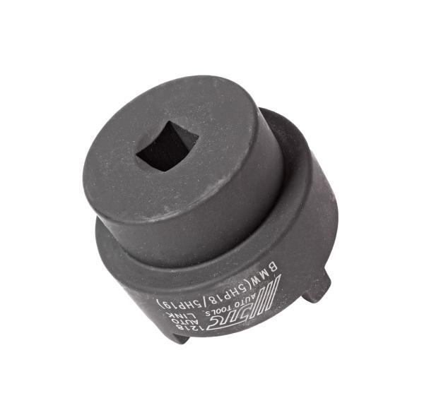 """JTC Ключ для гайки шлицевой КПП 5HP18/5HP19 под 1/2"""" вн.диаметр 53.5мм (BMW) JTC"""