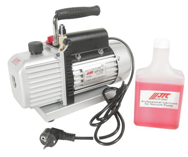 JTC Насос вакуумный для хладагентов R-134a и R-12 220V JTC