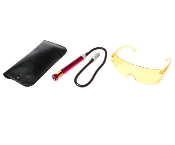 JTC Фонарь для обнаружения утечек хладагента с 3 светодиодами на гибкой ножке JTC