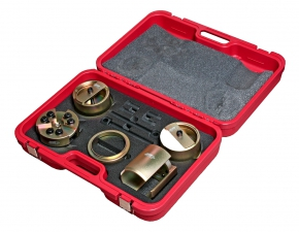 JTC Набор инструментов для демонтажа сальников коленвала (ISUZU с двигателем 4HF1,4HG1,6HH1,6HK1) JTC