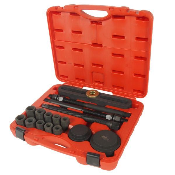 JTC Съемник ступиц универсальный с адаптерами М18,М20,М22,М24,М30 JTC