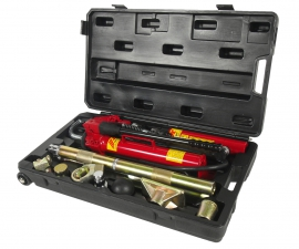 JTC Набор инструментов для кузовных работ профессиональный, усилие 10т, 21 предмет JTC