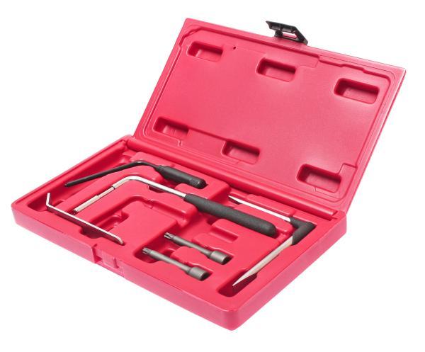 JTC Набор инструментов для демонтажа подушки безопасности водителя 7 предметов (кейс) JTC