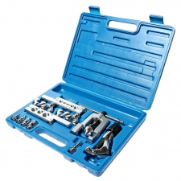 JTC Набор инструментов для резки и развальцовки трубок (JW0062S) в кейсе 9 предметов JTC