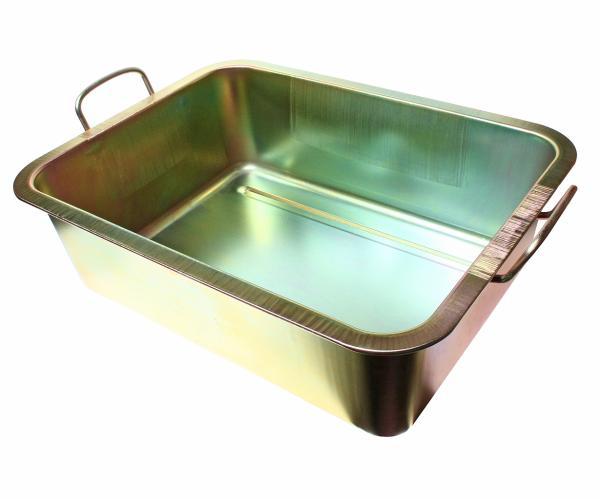 JTC Емкость для слива масла 22л металлическая (ванна ) JTC