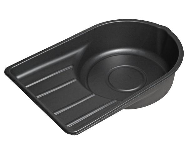 JTC Емкость для слива масла 24л пластиковая (ванна) JTC