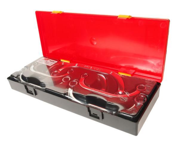 JTC Набор ключей накидных С-образных в кейсе 6 предметов JTC