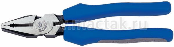 Плоскогубцы комбинированные 225 мм KING TONY 6112-09A