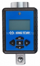 "Электронный динамометрический адаптер 1/2"", 40-200 Нм, кейс KING TONY 34407-1A"