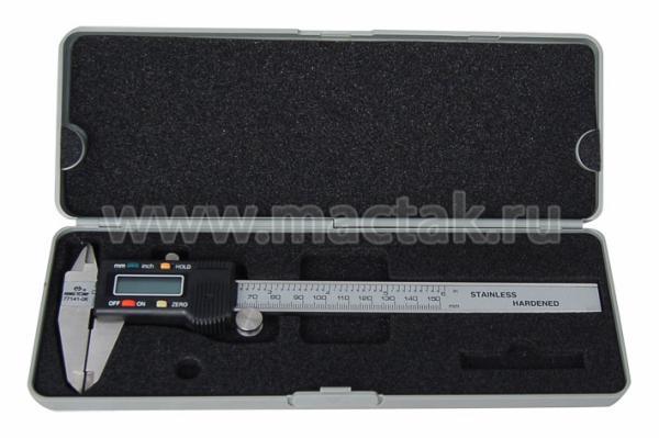 Штангенциркуль 200 мм, с электронным индикатором KING TONY 77141-08
