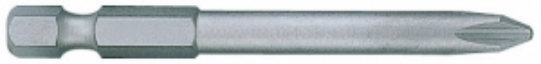 """Вставка (бита) торцевая 1/4"""", Pozidriv, PZ1, L = 50 мм, для шуруповерта KING TONY 715001Z"""