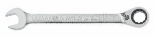 Ключ трещоточный комбинированный с флажковым переключением 24 мм KING TONY 373224M