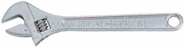 Ключ разводной Chrome 600 мм KING TONY 3611-24HR