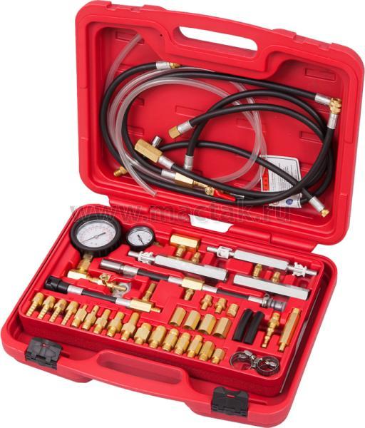Набор для тестирования топливных систем, 43 предмета МАСТАК 120-00043C