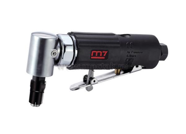 Пневматическая бормашина (шарошка) 3 - 6 мм, 19000 об/мин, угловая MIGHTY SEVEN QA-611A