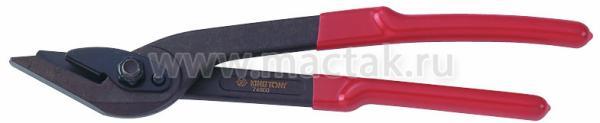 Ножницы по металлу 305 мм, прямые, для стальной ленты KING TONY 74900