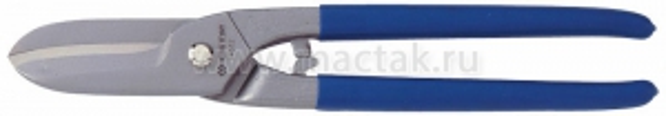 Ножницы по металлу 245 мм, прямые KING TONY 74510