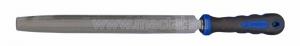 Напильник 200 мм, с рукояткой, полукруглого сечения KING TONY 75202-08G